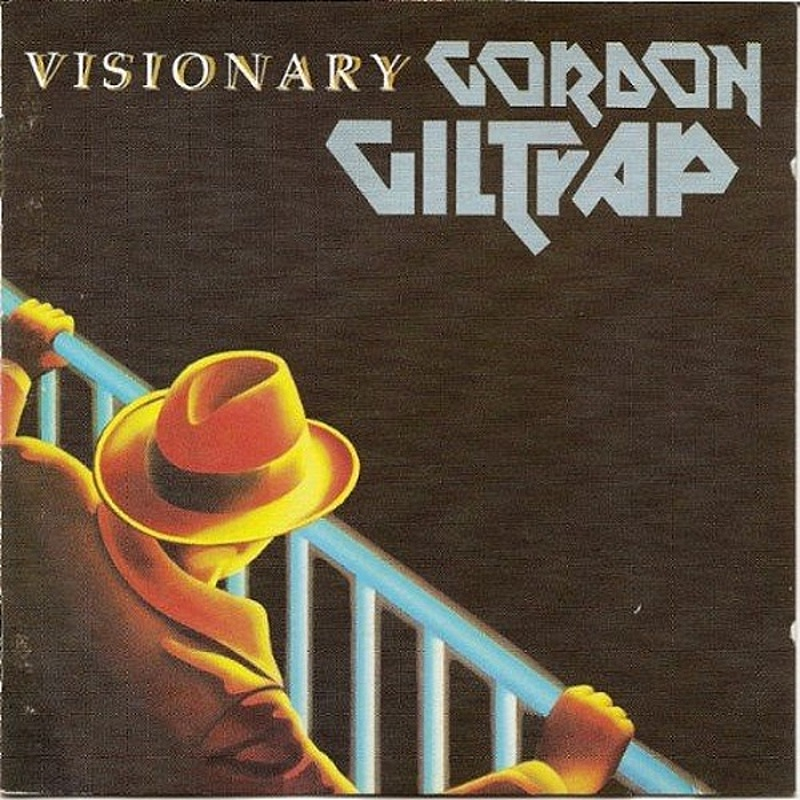 Gordon Giltrap / VISIONARY (Electric) 1976