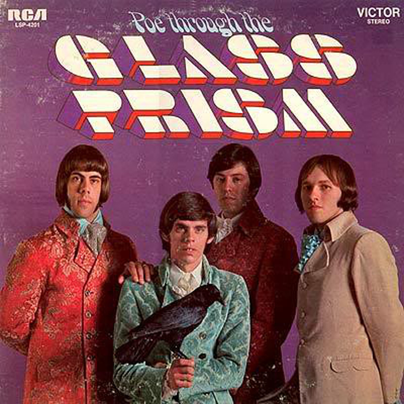 The Glass Prism / POE THROUGH THE GLASS PRISM (RCA) 1969