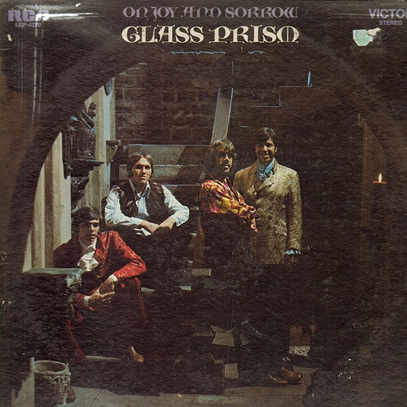 The Glass Prism / ON JOY AND SORROW (RCA) 1970