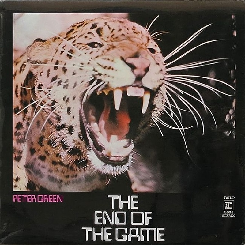 Peter Green / THE END OF THE GAME (Reprise) 1970