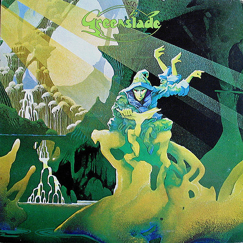 Greenslade / GREENSLADE (Warner Bros) 1973
