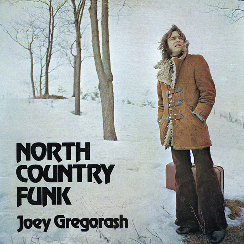 Joey Gregorash / NORTH COUNTRY FUNK (Polydor) 1971