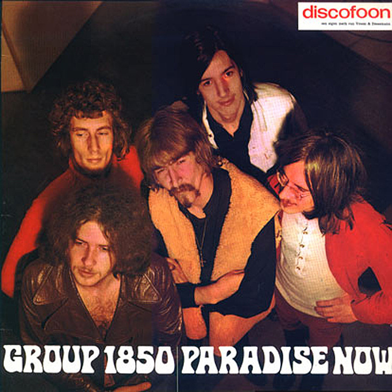 Group 1850 / PARADISE NOW (Diskofoon) 1969