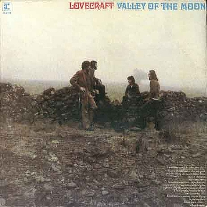 Lovecraft / VALLEY OF THE MOON (Reprise) 1970