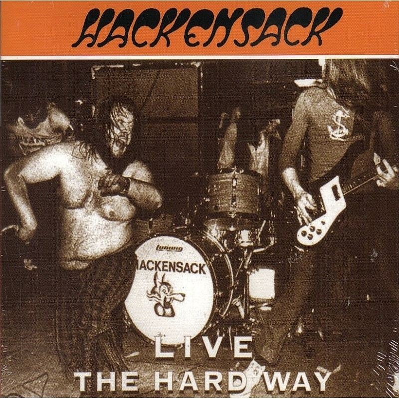 Hackensack / THE HARD WAY (live)