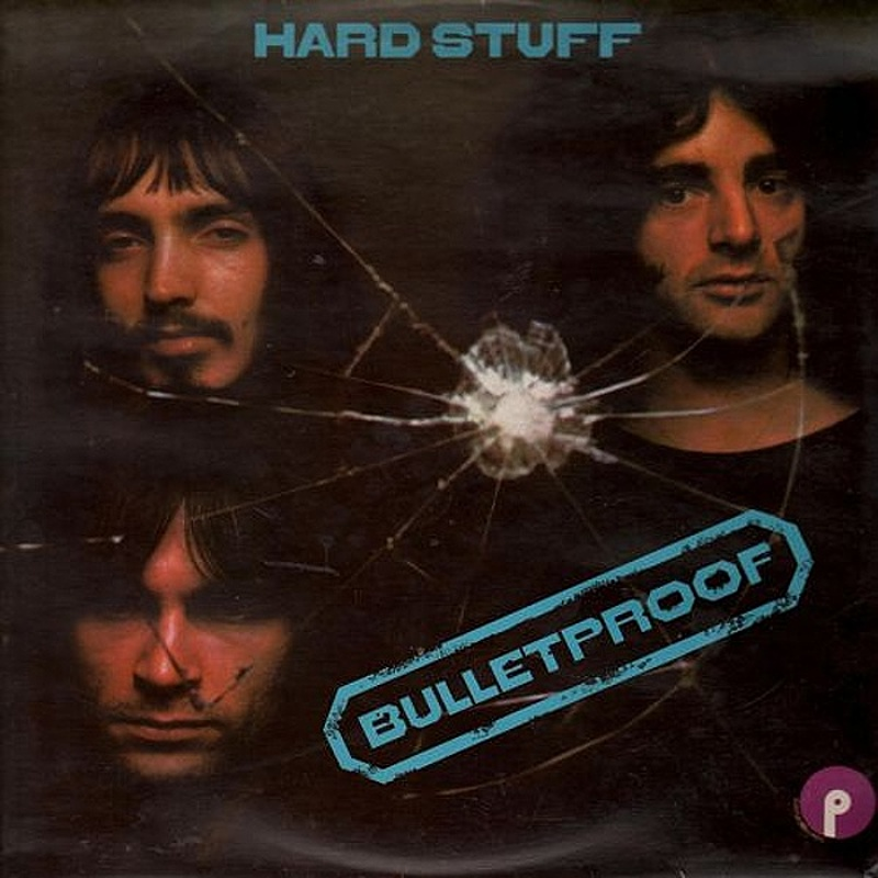 Hard Stuff / BULLETPROFF (Purple) 1972