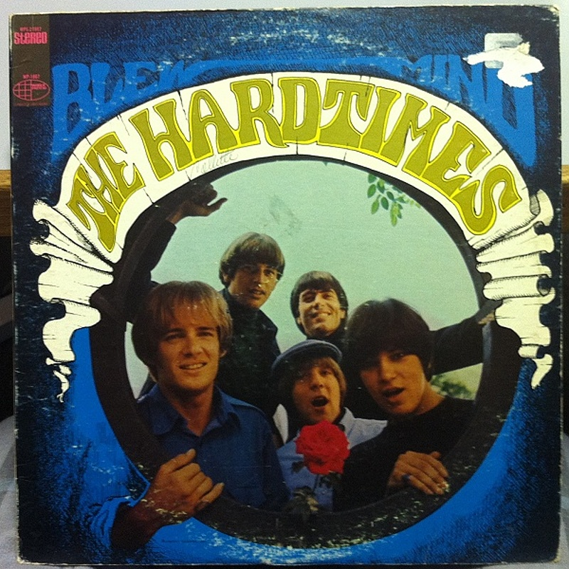 The Hard Times / BLEW MIND (World Pacific) 1968
