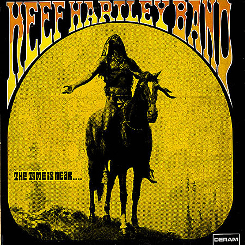 Keef Hartley Band / THE TIME IS NEAR (Deram) 1970