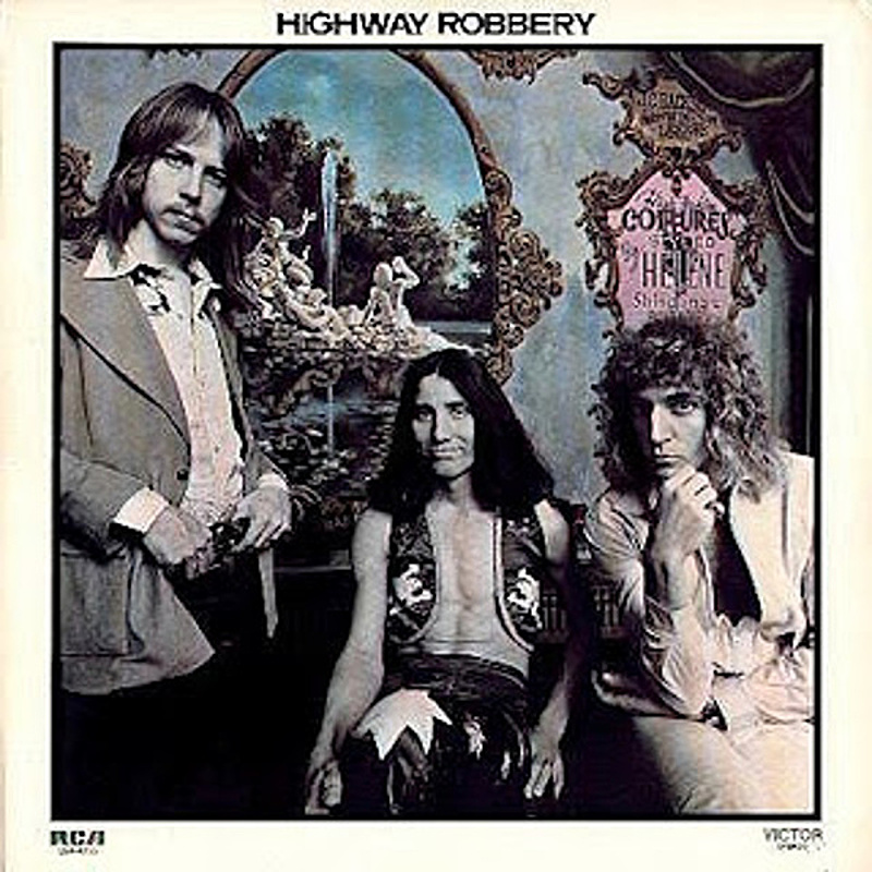 Highway Robbery / FOR LOVE OR MONEY (RCA) 1972