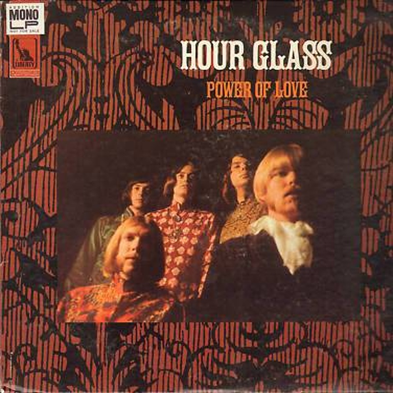 Hour Glass / POWER OF LOVE (Liberty) 1968