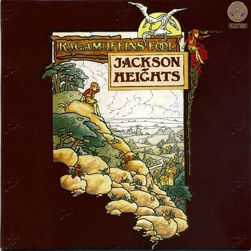 Jackson Heights / RAGAMUFFIN'S FOOL (Vertigo) 1973