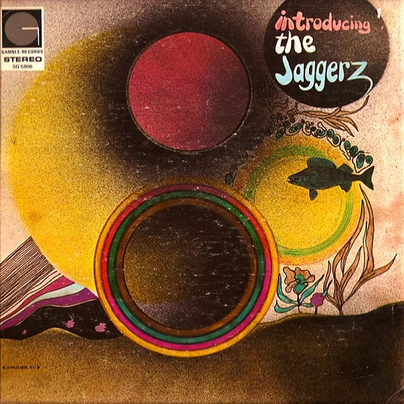 The Jaggerz / INTRODUCING THE JAGGERZ (Gamble) 1969