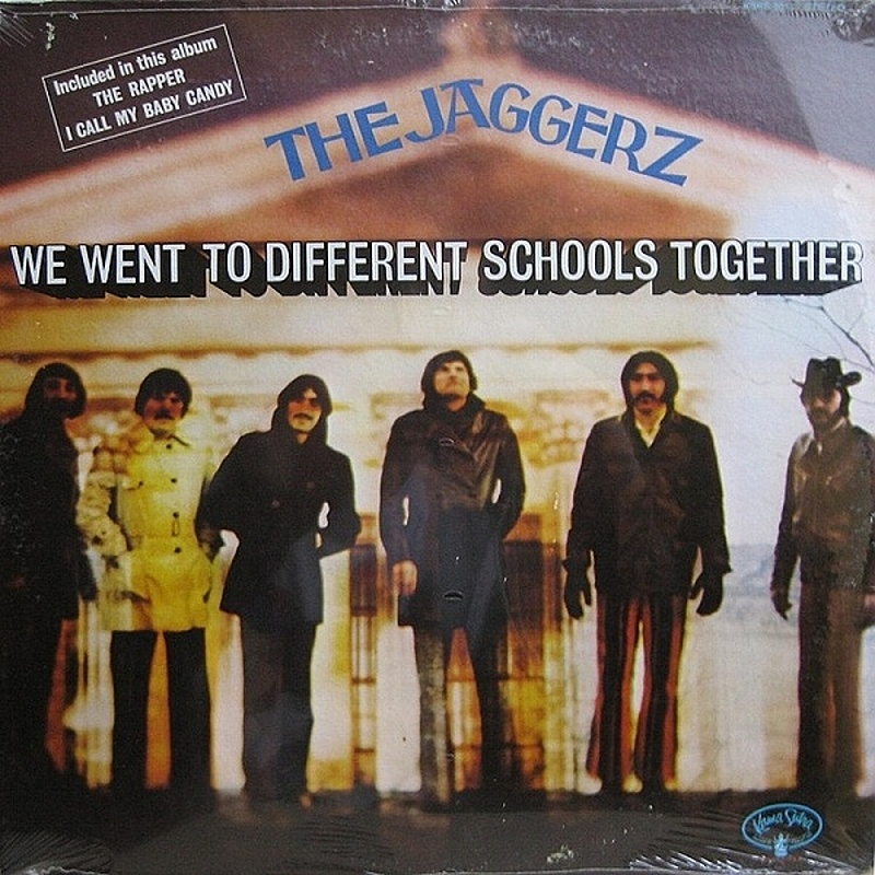 The Jaggerz / WE WENT TO DIFFERENT SCHOOLS TOGETHER (Kama Sutra) 1970