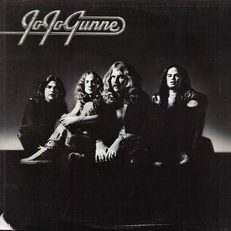 Jo Jo Gunne / BITE DOWN HARD (Asylum Records) 1973