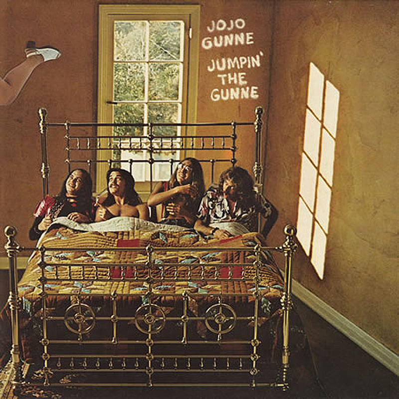 Jo Jo Gunne / JUMPIN' THE GUNNE (Asylum Records) 1973