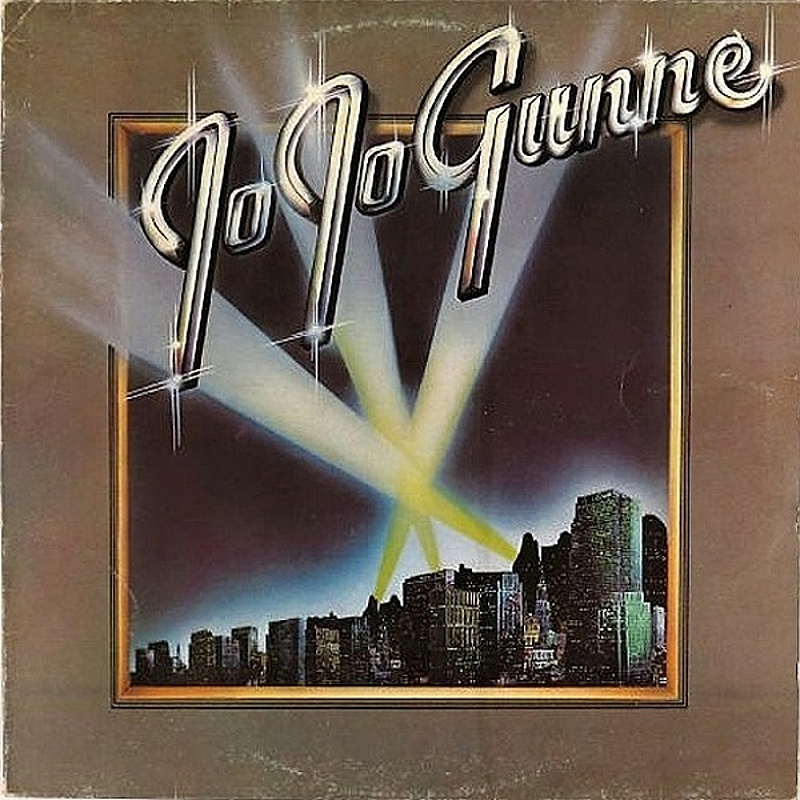 Jo Jo Gunne / SO... WHERE'S THE SHOW? (Asylum Records) 1974
