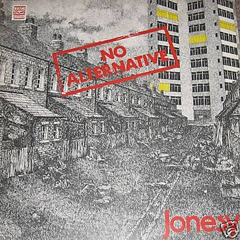 Jonesy / NO ALTERNATIVE (Dawn) 1972
