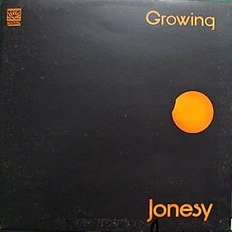 Jonesy / GROWING (Dawn) 1973