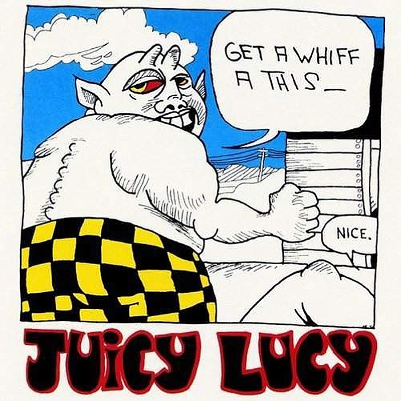 Juicy Lucy / GET A WHIFF OF THIS (Bronze) 1971