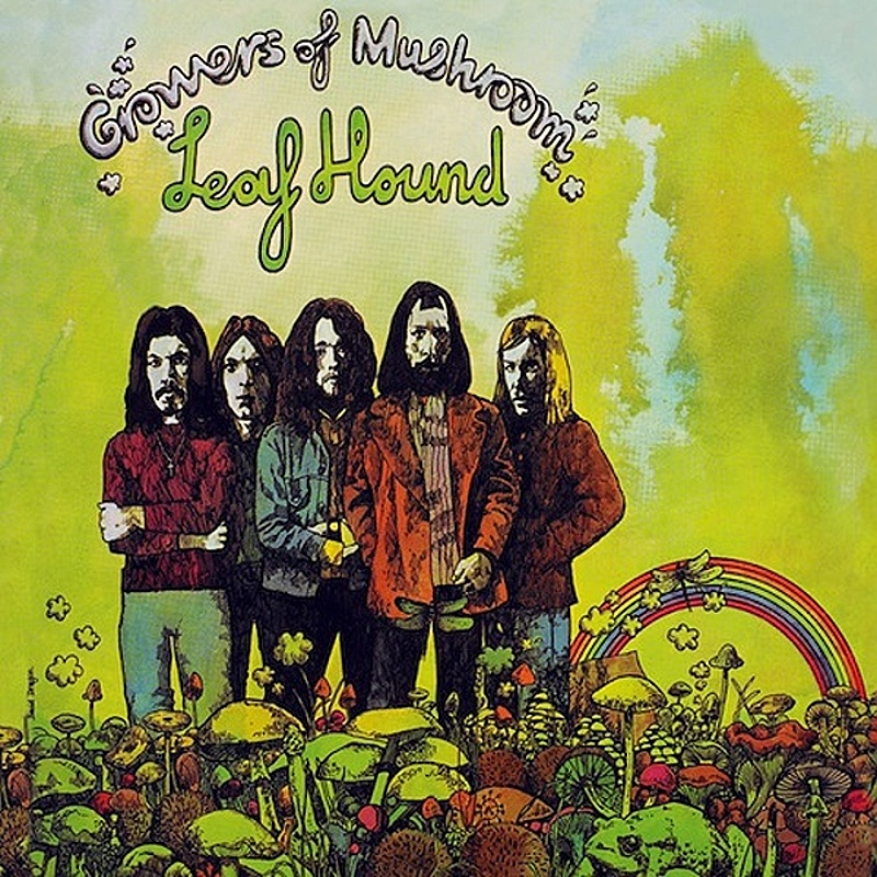 Leaf Hound / GROWERS OF MUSHROOM (Decca) 1970