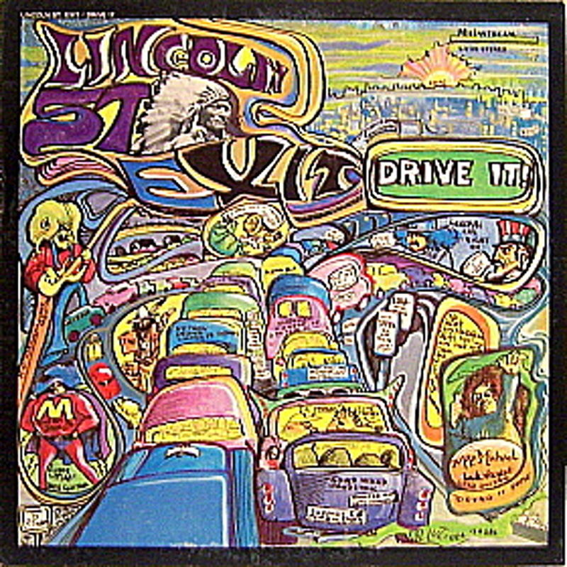 Lincoln St. Exit / DRIVE IT (Mainstream) 1969