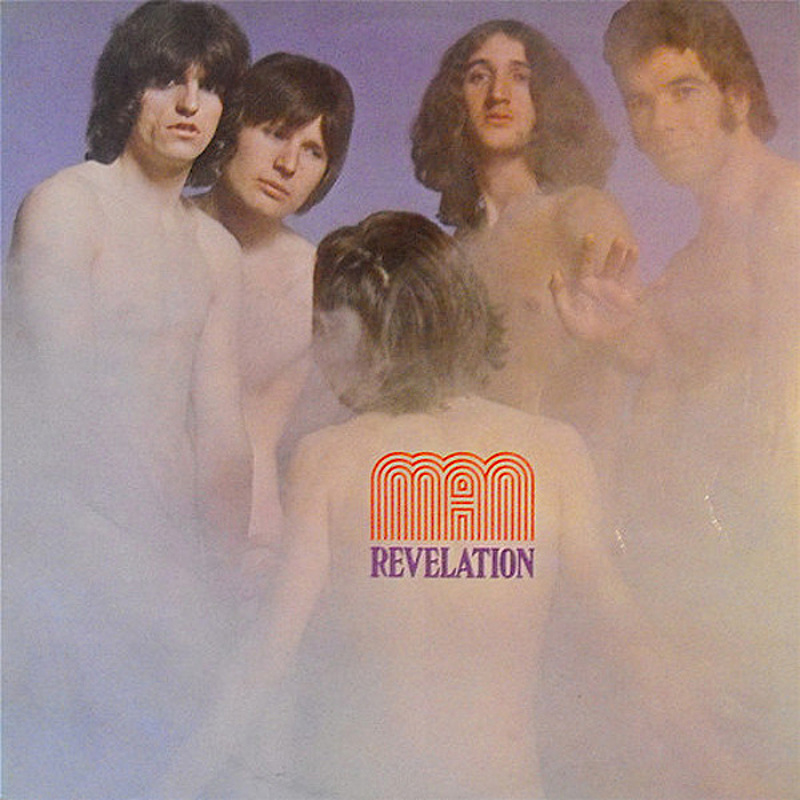 Man / REVELATION (Pye) 1969