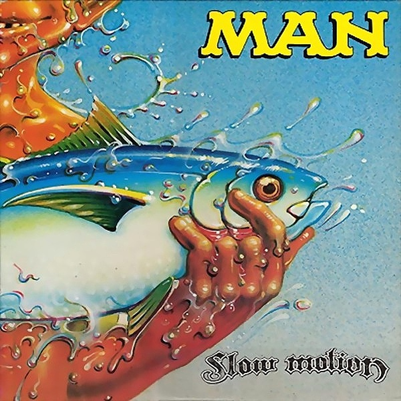 Man / SLOW MOTION (United Artists) 1974