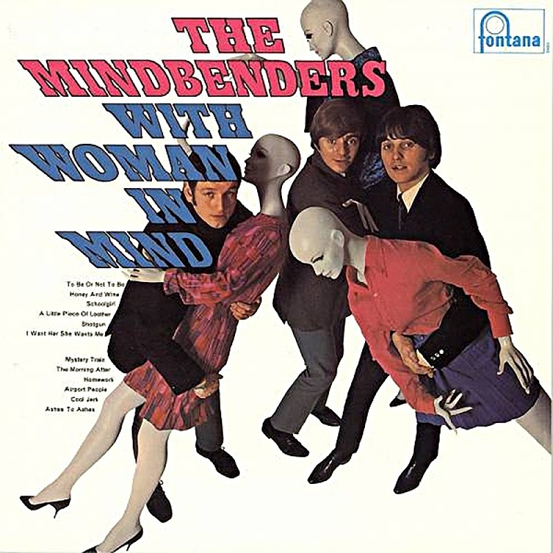 The Mindbenders / WITH WOMAN IN MIND (Fontana) 1967