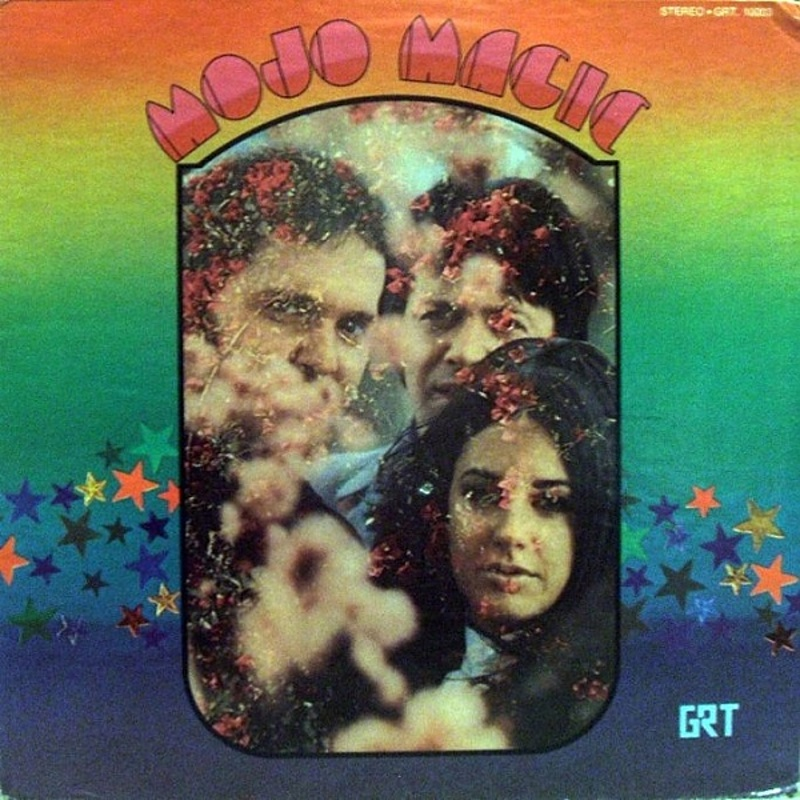 The Mojo Men / MOJO MAGIC (GRT) 1968