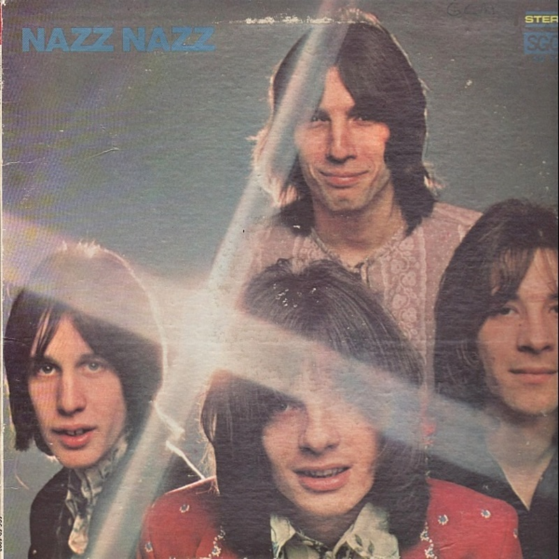 The Nazz / NAZZ NAZZ (SGC) 1968