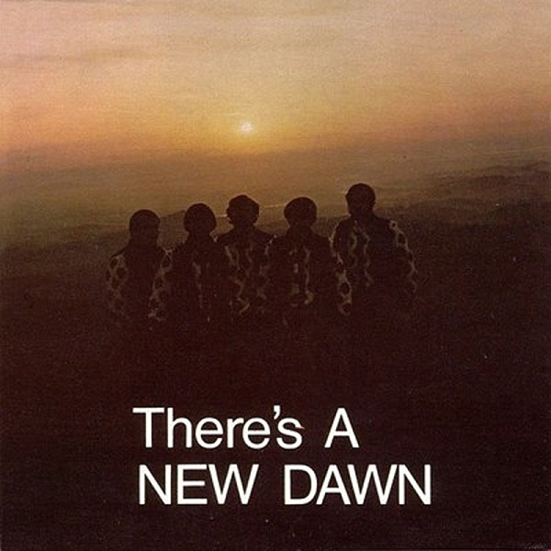The New Dawn / THERE'S A NEW DAWN (Hoot (Garland GR) 1970