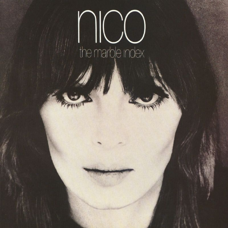 Nico / THE MARBLE INDEX ( Elektra) 1969