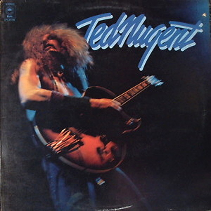 Ted Nugent / TED NUGENT (Epic) 1975
