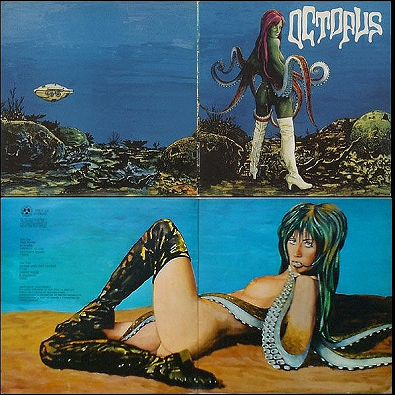 Octopus / RESTLESS NIGHT (Penny Farthing) 1970