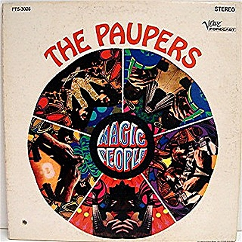 The Paupers / MAGIC PEOPLE (Verve Forecast) 1967