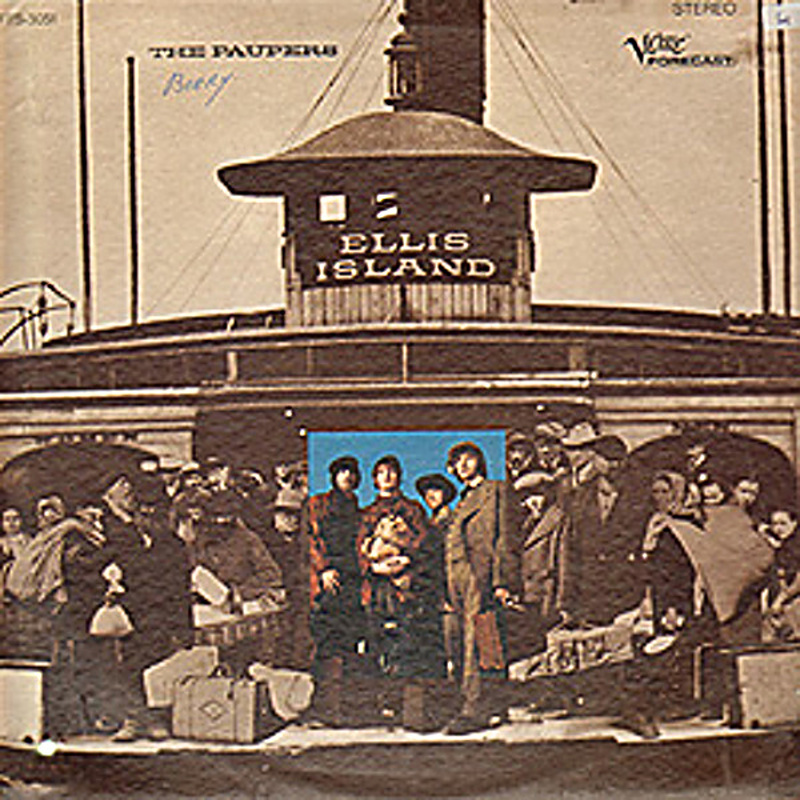 The Paupers / ELLIS ISLAND (Verve Forecast) 1968