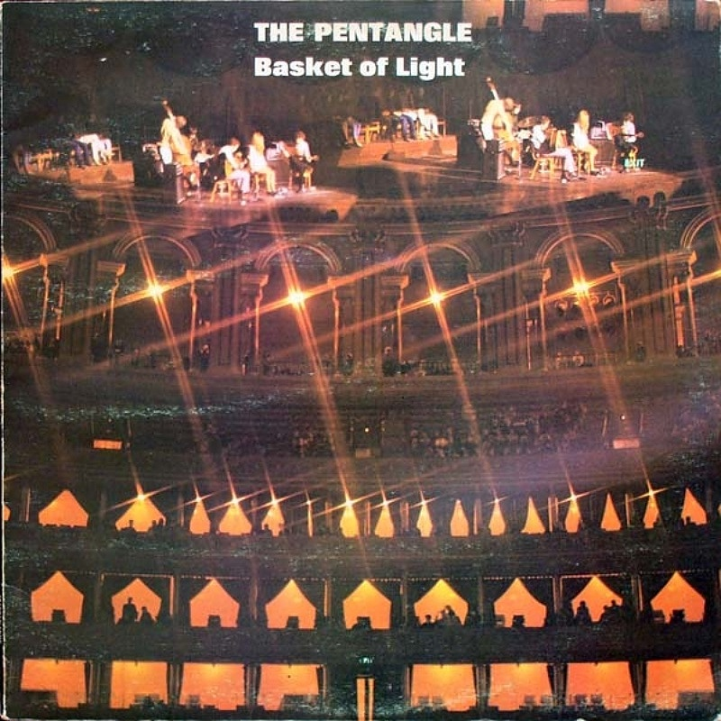 Pentangle / BASKET OF LIGHT (Transatlantic) 1969