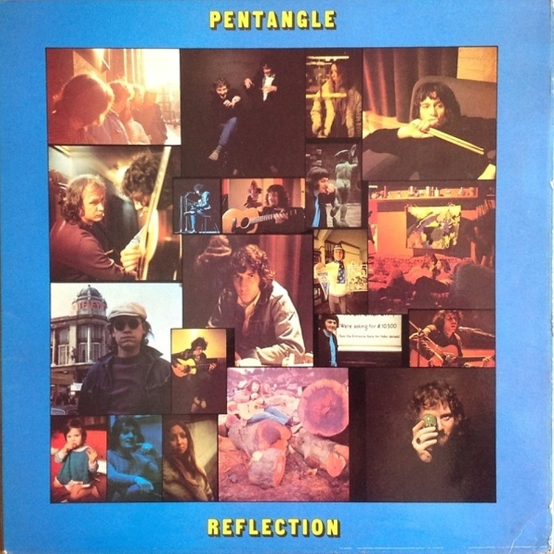 Pentangle / REFLECTIONS (Transatlantic) 1971