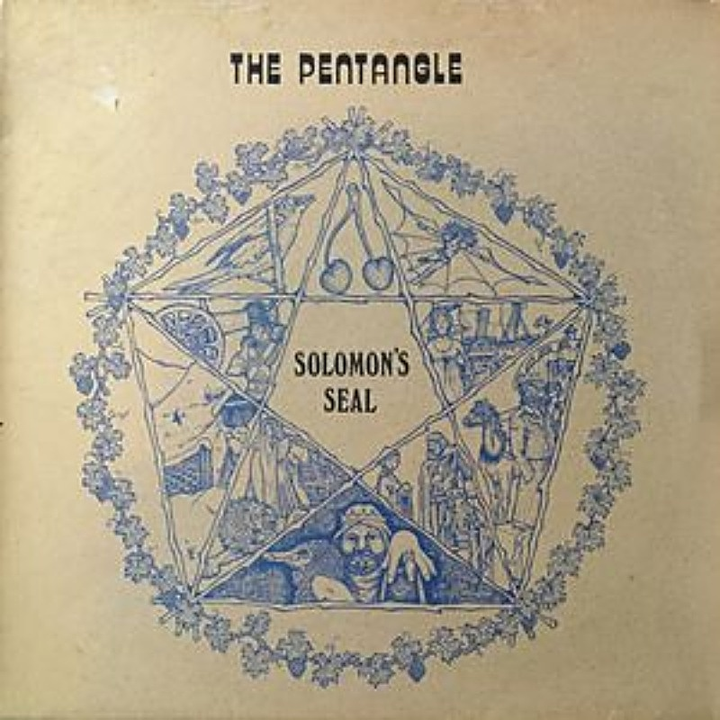 Pentangle / SOLOMON'S SEAL (Reprise) 1972
