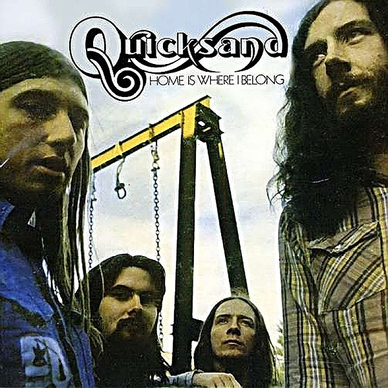 Quicksand / HOME IS WHERE I BELONG (Dawn) 1974