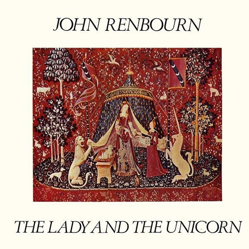 John Renbourn / THE LADY AND THE UNICORN (Transatlantic) 1970