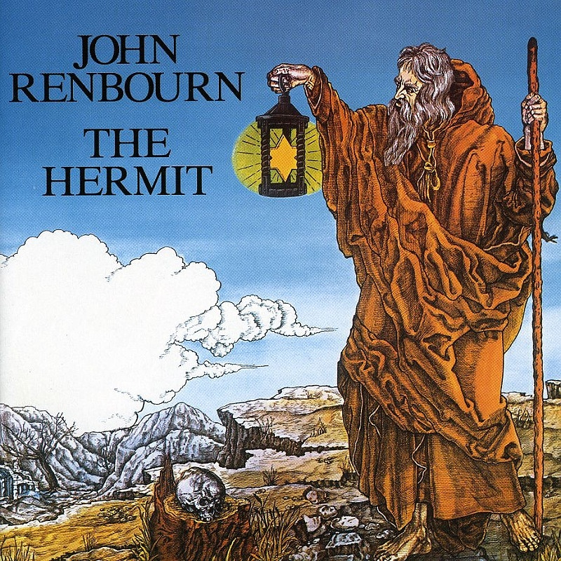 John Renbourn / THE HERMIT (Transatlantic) 1976