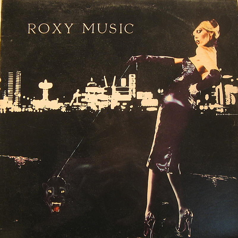 Roxy Music / FOR YOUR PLEASURE (Island) 1973