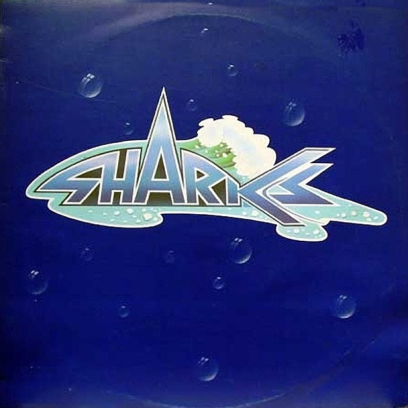 The Sharks / FIRST WATER (Island) 1973