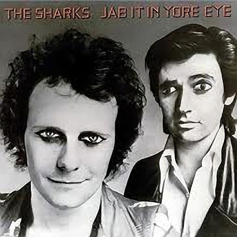 The Sharks / JAB IT IN YOUR EYE (Island) 1974