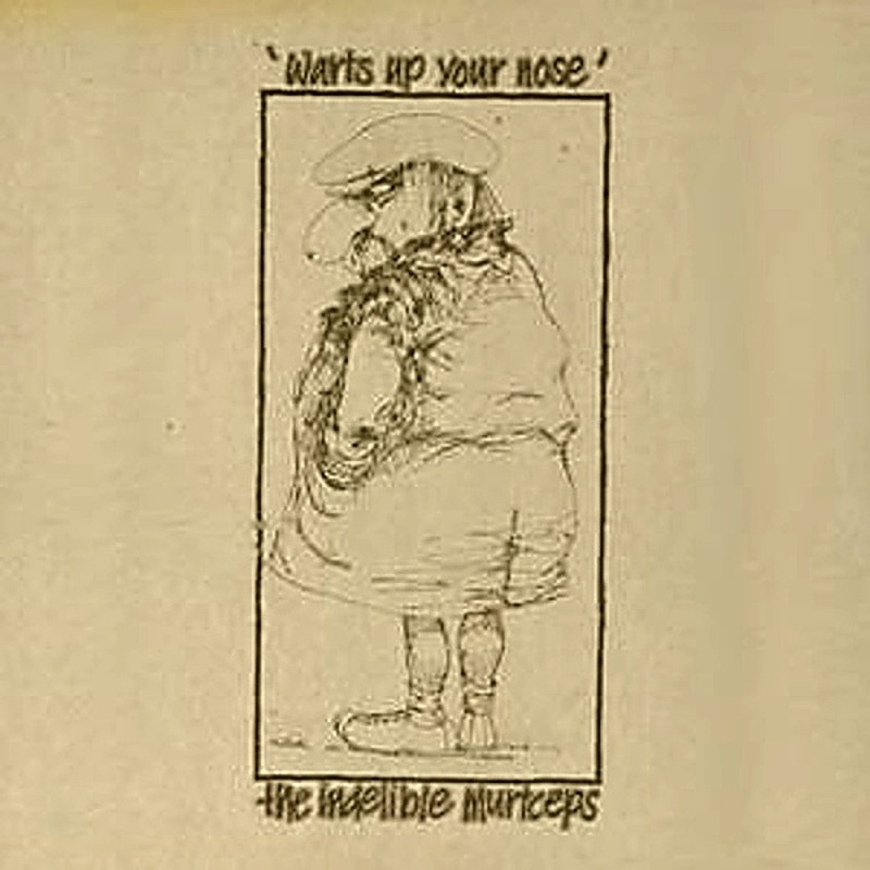 Spectrum / WARTS UP YOUR NOSE (HMV) 1973 (as The Indelible Murtceps)