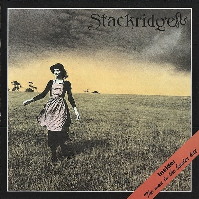 Stackridge / THE MAN IN THE BOWLER HAT (MCA) 1974