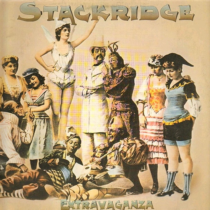 Stackridge / EXTRAVAGANZA (Rocket) 1975