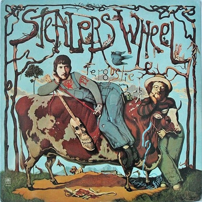 Stealer's Wheel / FERGUSLIE PARK (A&M) 1974