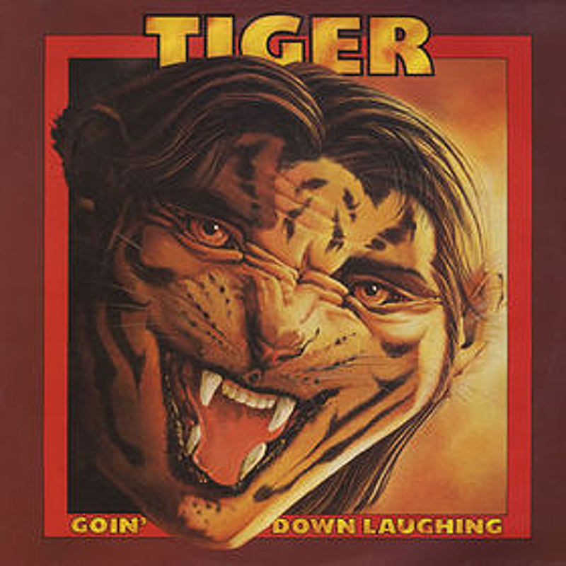 Tiger / GOIN DOWN LAUGHING (EMI) 1976